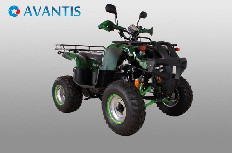 Квадроцикл Avantis Hunter 2002 (Копировать)