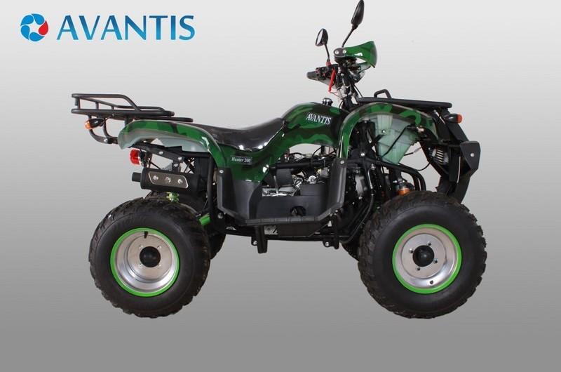 Квадроцикл Avantis Hunter 2003 (Копировать)