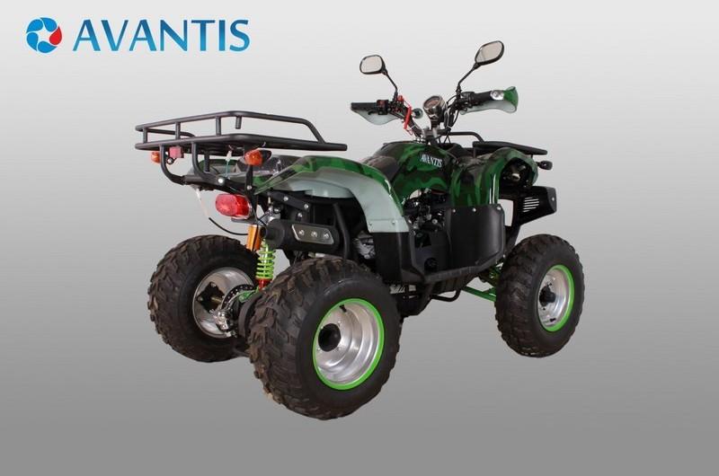 Квадроцикл Avantis Hunter 2004 (Копировать)