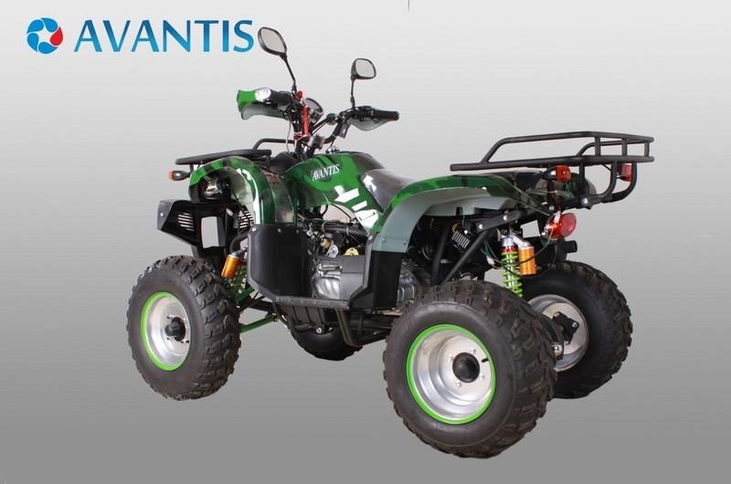 Квадроцикл Avantis Hunter 2006 (Копировать)