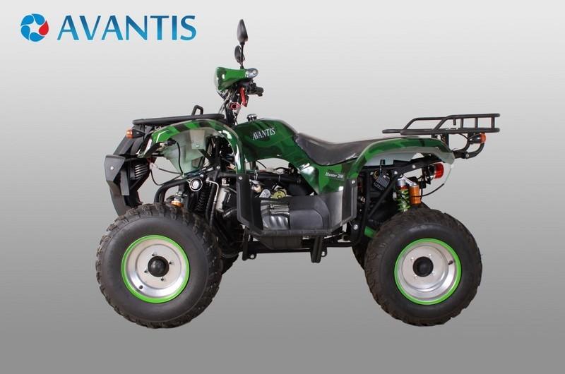 Квадроцикл Avantis Hunter 2007 (Копировать)