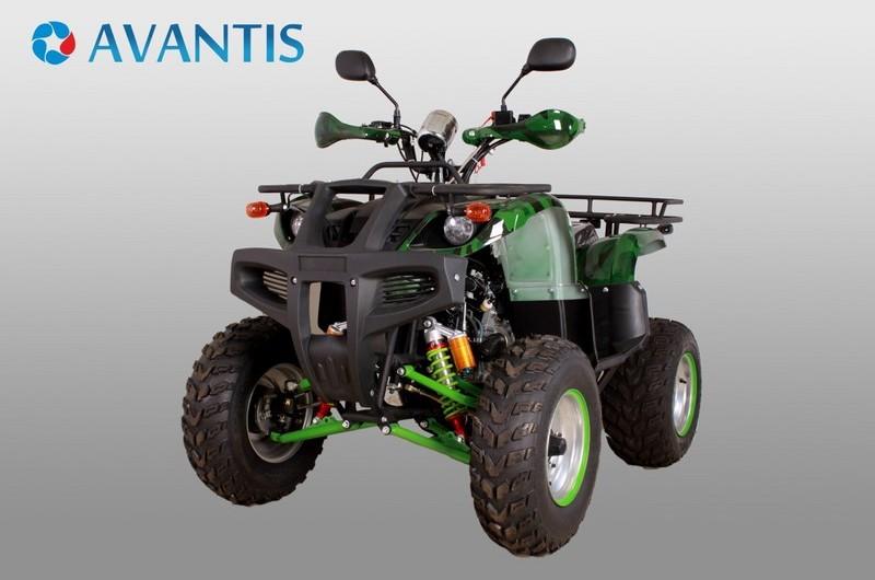 Квадроцикл Avantis Hunter 2008 (Копировать)