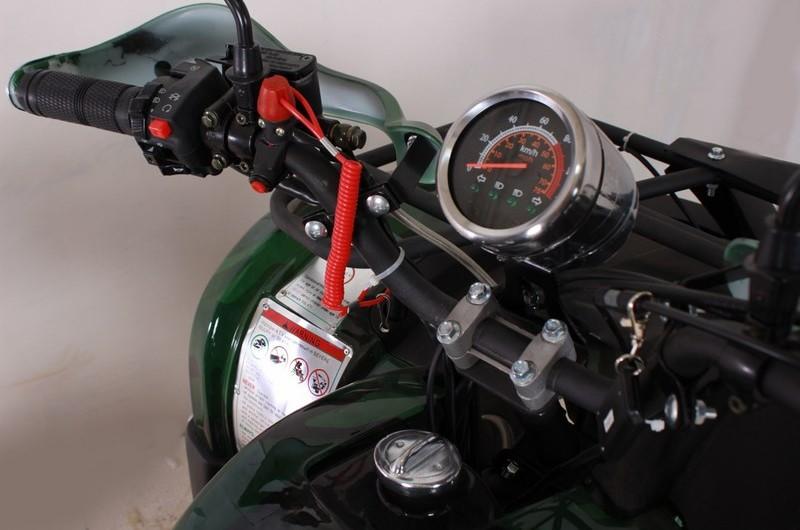 Квадроцикл Avantis Hunter 2009 (Копировать)