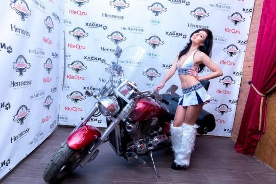 арена мотоцикла для мероприятия