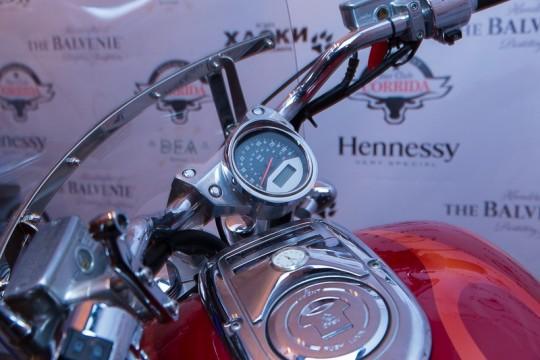 мотоцикл промоакция