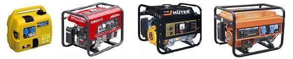 ремонт бензогенераторов в москве, hyundai, fubag, хонда, ремонт бензиновых генераторов